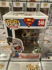 Funko Pop! DC Cyborg Superman 2020 SDCC Shared Exclusive