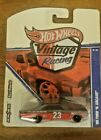 Hot Wheels Vintage Racing 65 Ford A Galaxie New Real Riders