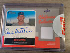 Don Sutton 2019 Topps Heritage Clubhouse Collection 15 25 Auto Autograph Dodgers