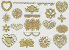 LACE VIGNETTES BMC NZ8 Embroidery Card Bernina Deco Baby Lock Brother pes
