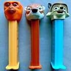 PEZ GOLDEN COMPASS: Golden Monkey, Lorek Byrnison+RJ Raccoon From Over The Hedge