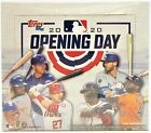 (1) Sealed box of Topps 2020 Opening Day Baseball Hobby Box