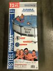 Brand new Bestway Steel Pro MAX 12 x 30 Above Ground Swimming Pool Set Pump