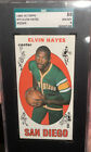 1969 Topps ELVIN HAYES SGC 8 🏀 basketball rookie RC