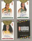 2015 rittenhouse wnba factory seT + AUTOGRAPHS,only 500 produced,,drying up