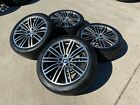 19 BMW 540i 550i 650i OEM 5 6 Series wheels rims 2018 2019 2020 2021 86328