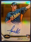 2012 Topps Finest Baseball Rookie Autographs Visual Guide 26