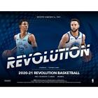 2020-21 PANINI REVOLUTION BASKETBALL FACTORY SEALED HOBBY BOX 10 CONFIRMED BOXES