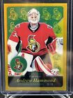 Curious About Andrew Hammond Rookie Cards? There Aren't Many. 13