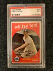 Top 10 Whitey Ford Baseball Cards 26