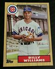 BILLY WILLIAMS 2013 Topps Archives Chicago Cubs STADIUM SEASON GIVEAWAY CUBS-16