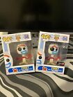 Funko Pop Disney #534 & #528 Toy Story - Forky Gamestop Exclusive