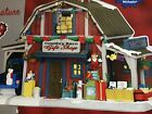 LEMAX SIGNATURE LIGHTED CHRISTMAS DECORATED VILLAGE COUNTRY BARN GIFT SHOP NEW