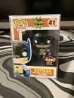 Funko Pop! Batman 1966 TV Batman Metallic 41 Alamo City Comic Con Exclusive