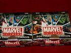 2011 Marvel Universe Trading Card Box - Two Sealed Boxes! Rittenhouse Archives