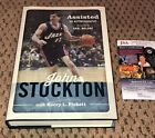 John Stockton Rookie Cards and Autographed Memorabilia Guide 42