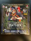 2020 PANINI PLAYBOOK FOOTBALL FACTORY SEALED HOBBY BOX - HERBERT, BURROW, TUA