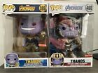 Funko Pop Marvel Avengers Infinity War Endgame Thanos 10 inch Target Exclusives