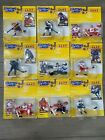 LOT OF 10 1995 + 1997 KENNER STARTING LINEUP NHL HOCKEY GOALIES TOO