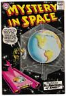 1957 Topps Space Cards 22