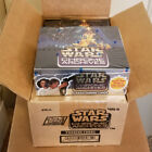 1999 STAR WARS CHROME ARCHIVES UNOPENED BOX 36 PACKS - FRESH FROM SEALED CASE