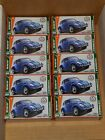 2018 Matchbox Power Grabs 16 62 Volkswagen Beetle Lot of 10 MBX Road Trip