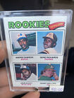 Andre Dawson Cards, Rookie Card and Autographed Memorabilia Guide 18
