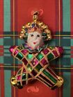 Christopher Radko Mardi Gras Jester Ornament Fat Tuesday