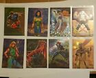 1993 SkyBox Marvel Masterpieces Trading Cards 47