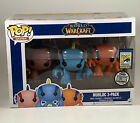 Murloc 3-Pack World of Warcraft Funko Pop 2015 SDCC Exclusive wow blizzard 3