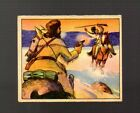 1949 Bowman Wild West Trading Cards 9