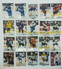 100+ Cards 2019-20 Upper Deck Series 2 Hockey - Base, Inserts, Rookies