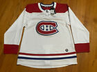 Adidas Climacool Montreal Canadiens Authentic White Jersey 52 (Large)