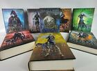 Throne Of Glass Series by Sarah J Maas HCDJ Set NEW MINT CONDITION