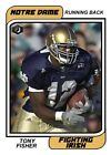 Notre Dame Football Cards: Collecting the Fighting Irish 12