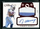 2017 Flawless DeMARCO MURRAY Patch Auto Autograph Titans 2 5