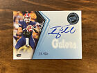 Tim Tebow Autographs Added to 2011 Topps Precision Football 14