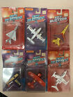 1988 Matchbox Sky Busters air plane Military Aircraft diecast Lot 6