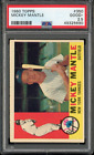 Comprehensive Guide to 1960s Mickey Mantle Cards 12