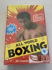Muhammad Ali Boxing Cards and Autographed Memorabilia Guide 12