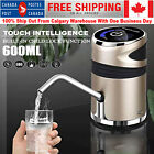 New Automatic Electric Water Pump Dispenser Gallon Bottle Drinking Switch USB