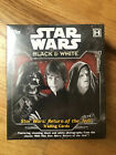 2019 TOPPS STAR WARS RETURN OF THE JEDI BLACK AND WHITE CARDS SEALED HOBBY BOX!