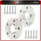 2X 5x112 Wheel Spacers 20mm 12x15 For Mercedes Benz C300 SL500 500SL Rear Only