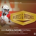 2020 Panini Plates & Patches Football Hobby Box Pre Order Arrives 3 3