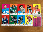 1969 Topps Football Cards 13