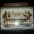 2014 Topps UFC Knockout Hobby Box Factory Sealed