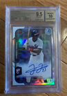 2015 Bowman Baseball Gets Twitter-Exclusive Refractors and Autographs 15