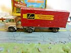 Matchbox Lesney No 2 Major Pack Bedford Tractor  York Freightmaster Trailer WOW
