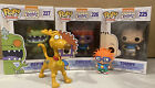 Rugrats Set Reptar Chuckie Tommy Funko Pop Nickelodeon 227 226 225 Plus Extras!
