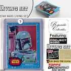 Topps Living Set Star Wars Trading Cards Checklist Guide 13